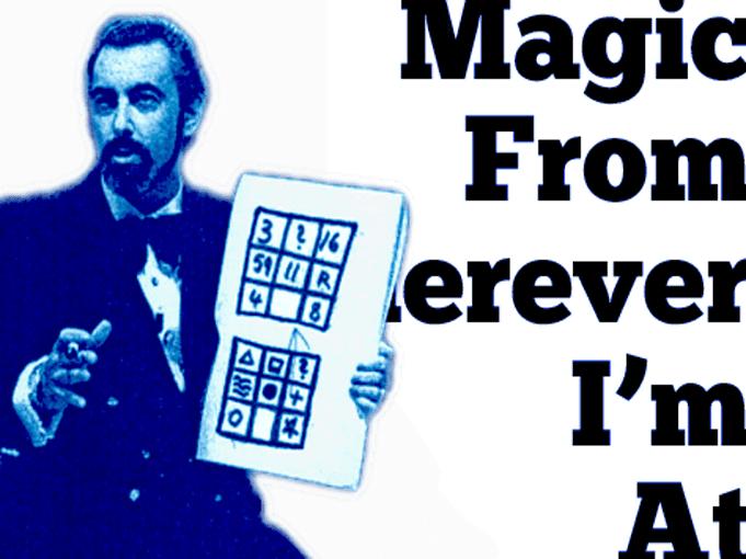 magician mentalist berglas